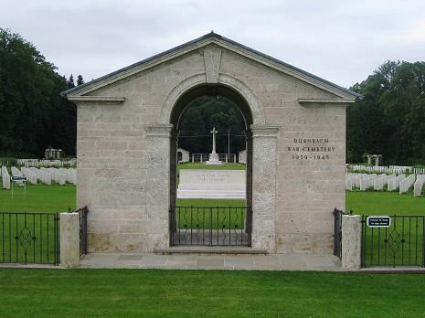 Allierter Soldatenfriedhof
